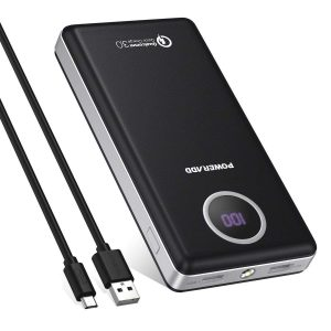 アマゾンでPoweradd 20100mAh 3.8A出力モバイルバッテリーの割引クーポンを配信中。~7/23。