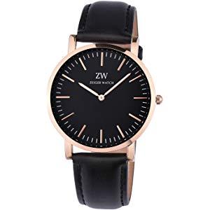 アマゾンでアップルウォッチバンド、メンズ・レディースの安物時計が特選タイムセール。ダニエル・ウェリントンならぬZWも販売中。