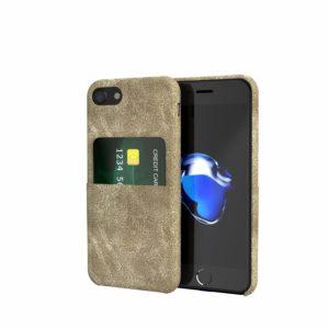 アマゾンでdodocoolのiPhone7/7Plusの革製カード収納可能なケースが99-199円でセール中。