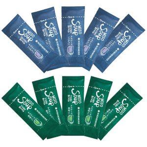 LOHACOで「ミソスープしじみ5本+ベジ5本」が0円サンプルで無料配布中。