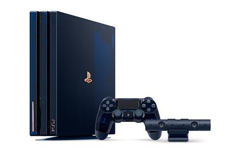 ひかりTVショッピングで「PlayStation 4 Pro 500 Million Limited Edition」を定価で抽選販売の応募を受付中。~8/20。