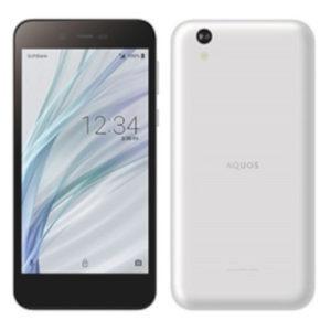 イオシスで「画面に水滴OK」な法人向けスマートフォン「AQUOS sense basic」が3.7万円⇒9980円で投げ売りへ。5inch/Android8.0/スナドラ430/RAM3GB/ROM32GB。