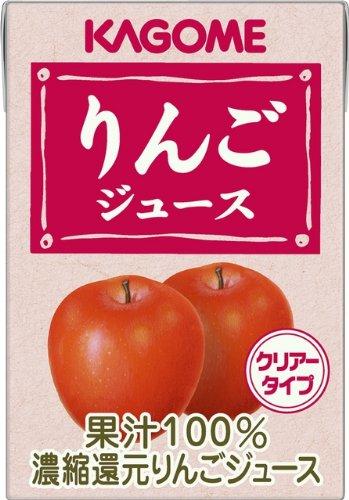 アマゾンでカゴメ りんごジュース 業務用 100ml×36本の半額クーポンを配信中。