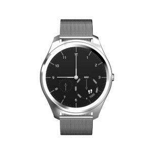 アマゾンで普通のセイコー時計っぽいDiggro DI03 スマートウォッチ(シルバー&スチールバンド)の割引クーポンを配信中。~8/19。