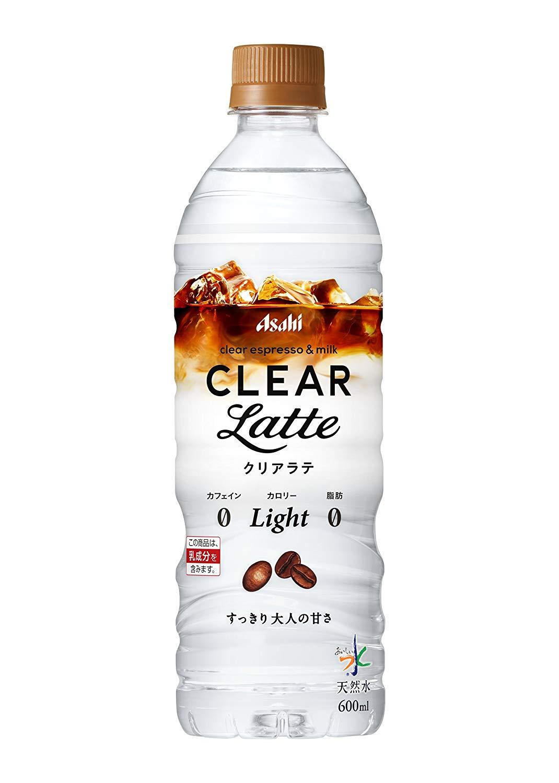 アマゾンで買うと後悔する 「アサヒ クリアラテ from おいしい水」24本セットが半額セールで投げ捨て中。