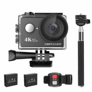 アマゾンでDBPOWER 4KアクションカメラやDROCON ドローン、FUNAVO フルHDプロジェクターなどの割引クーポンを配信中。