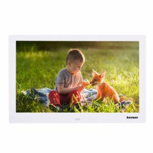 アマゾンでKenuo デジタルフォトフレーム HDモニターの3500円引きの割引クーポンを配信中。~8/18。