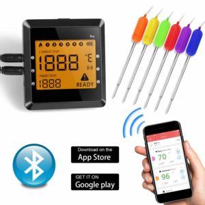 アマゾンでBluetooth料理温度計の割引クーポンを配信中。~8/15。