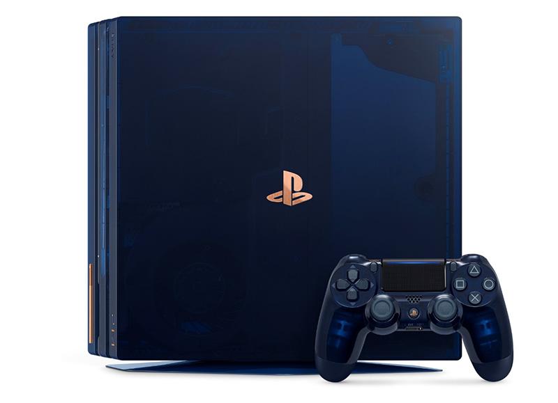 ジョーシンウェブで「PlayStation 4 Pro 500 Million Limited Edition」を定価で抽選販売の応募を受付中。~8/17。