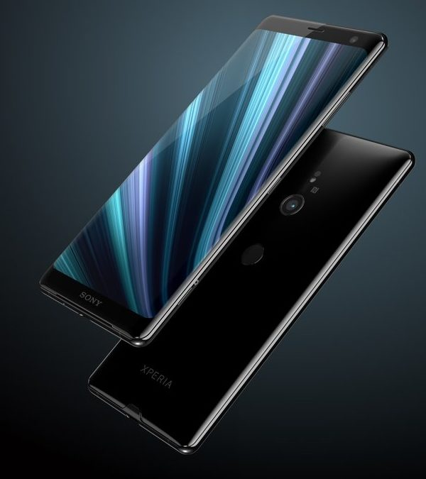 Xperia XZ3が発表へ。有機EL搭載、Android 9 Pie、6インチ(2880 x 1440)/SD845/RAM4GB/64GB/防水/F2.0レンズ。日本でも秋以降に発売。