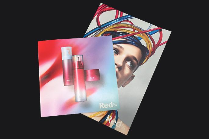 Panasonic Beauty SALON 銀座でポーラ 「Red B.A」のローション&ミルクサンプルが先着3000名にもれなく貰える。9/1~。