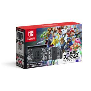 任天堂が「Nintendo Switch 大乱闘スマッシュブラザーズ SPECIALセット」を11/16販売開始。9/14より予約受付中。