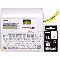 アマゾンでカシオ ラベルライター ネームランド KL-TF7 スタンダードモデルテープ付セットが価格コムより安めに販売中。