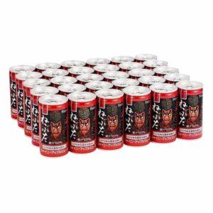 アマゾンで青森県りんごジュース シャイニーアップルジュース 赤のねぶた 190g×30個が2780円⇒540円、1本18円。
