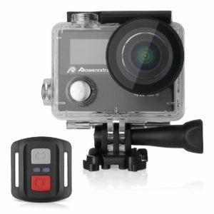 アマゾンでPowerextra アクション カメラ 4K解像度の割引クーポンを配信中。