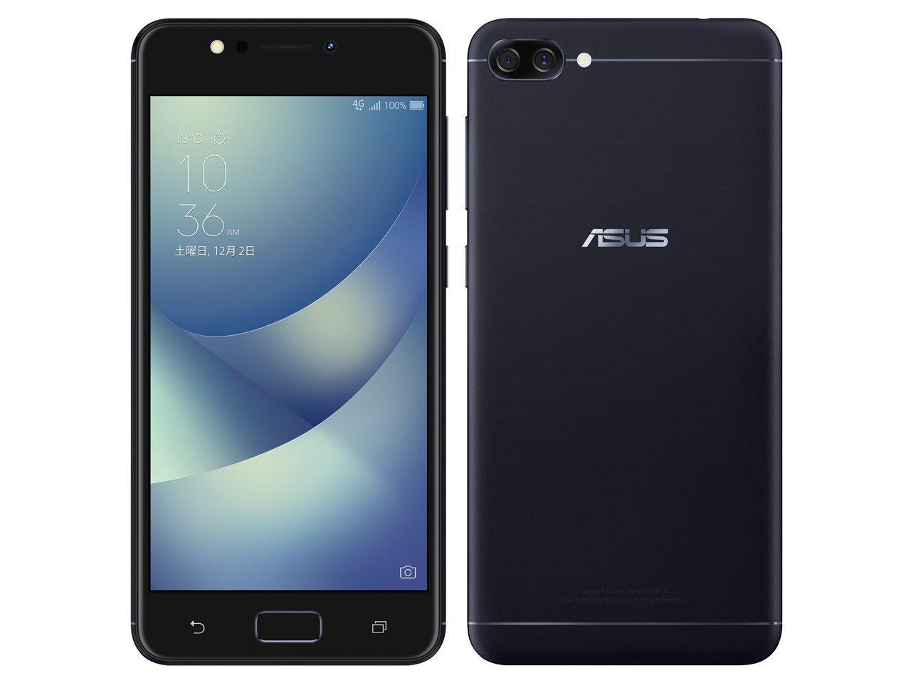 アマゾンでASUSのSIMフリースマートフォン、ZenFone 4 Max Proが26000円⇒15984円。