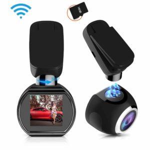 アマゾンでHQBKiNG Wifi ドライブレコーダー 16Gカード付きSONYセンサー搭載の割引クーポンを配信中。