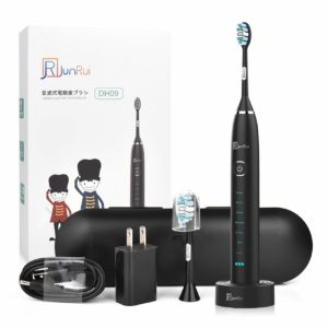 アマゾンでRJunRuiの電動歯ブラシの割引クーポンを配信中。
