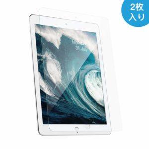 アマゾンでOittm iPad Pro 10.5 フィルム 2枚入り 強化ガラスの割引クーポンを配信中。