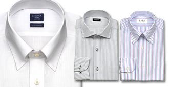 楽天スーパーEEALでCHOYAのビジネスシャツがポイント数割バックでセール中。