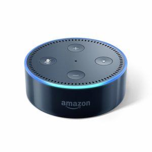 アマゾンでEcho Dot (エコードット) 第2世代が新製品発売セールで4980円⇒3240円。