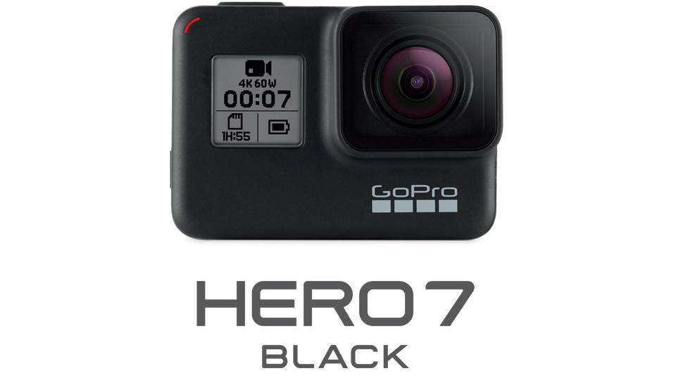 ケーズデンキ!Yahoo店で新発売のGoPro7 HERO7が早速ポイント大量バックで5.3万⇒実質4.3万円。
