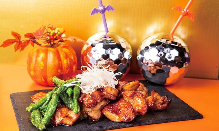 グルーポンでヒルトン東京ベイ ラウンジ・オーの秋のデザートブッフェ「ハロウィーン・ディスコ」が3783円⇒2650円。