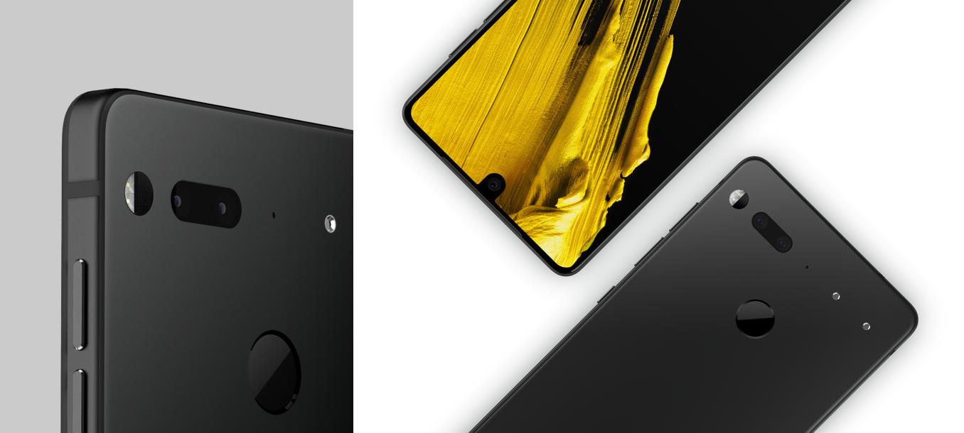 Essential Phoneが海外から1年遅れで楽天モバイルとIIJmioで取扱い開始へ。5.7inch/Snapdragon 835/RAM 4GB/ROM128GB/13MP-Dual/8MP。5万円前後。