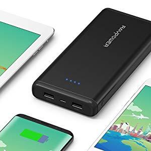 アマゾンでRAVPower 20000mAh モバイルバッテリー、RP-PB006がタイムセール中。