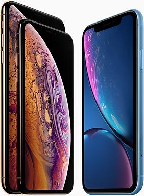 AppleのiPhoneXS/XS Max、XR(廉価版)のSIMフリー価格が発表へ。予約はXS/XS MAXが9/14、XRは10/19、発売日はXS/XS MAXが9/21、XRは10/26。