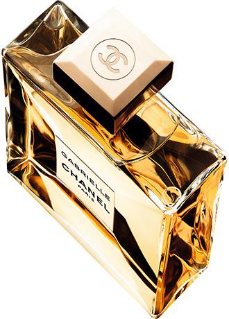 シャネルで香水のガブリエルのサンプルが抽選で3万名に当たる。~9/30。