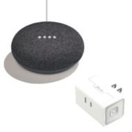 ビックカメラ.comでGoogle Home miniとTP-Linkのスマートプラグがセットで5378円セール。