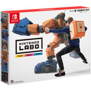 アマゾンでNintendo Labo Toy-Con 03: Drive Kitがポイント40倍で価格コムよりぶっちぎりの最安値で販売中。