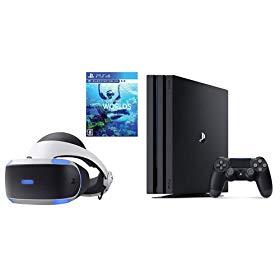 アマゾンでPlayStation VR + Farpoint + シューティングコントローラー セットが43059円。本体は10/12より価格改定。