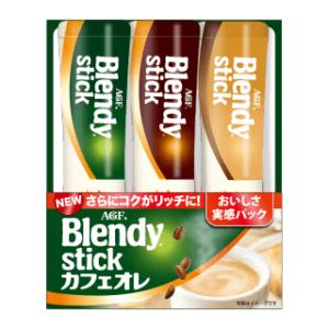 モラタメで味の素AGF ブレンディRスティック カフェオレアソート 3本×20袋が920円。