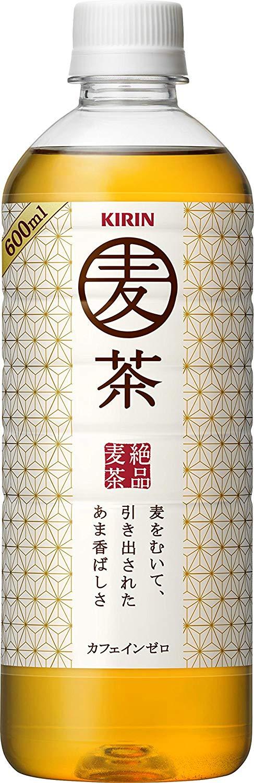 アマゾンでキリン 麦茶 600mlPET×24本の割引クーポンを配信中。