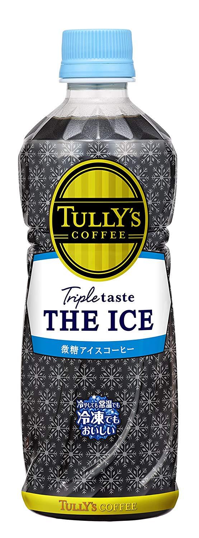 アマゾンで伊藤園 タリーズコーヒー Triple taste THE ICE(トリプルテイスト ジ アイス) (冷凍兼用ボトル) 485ml×24本の割引クーポンを販売中。