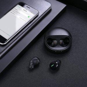 アマゾンでAUKEY 完全ワイヤレスイヤホン  iPhone Xs/Xs Max/XR対応 EP-T1の割引クーポンを配信中。