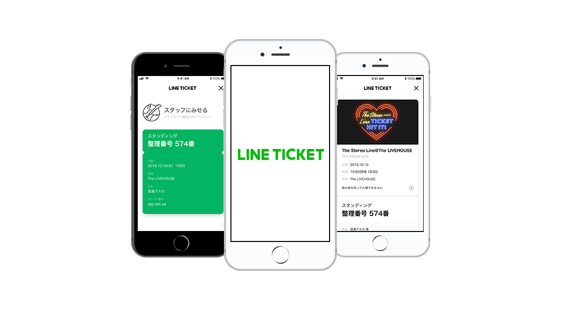 LINEチケットで電子チケットサービスを介し。いけなくなったら公式リセール(二次販売)で売れるぞ。10/10~。