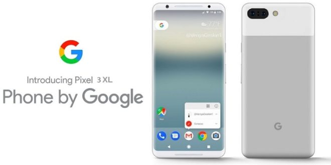 GoogleのPixel 3 / 3XLがドコモ、ソフトバンクで販売へ。価格は7万円程度。正式発表は「Made by Google 2018イベント」で10/10 0時~。