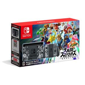 Yahoo!ショッピングで任天堂 Nintendo Switch 大乱闘スマッシュブラザーズ SPECIALセット、更にポイント付与。
