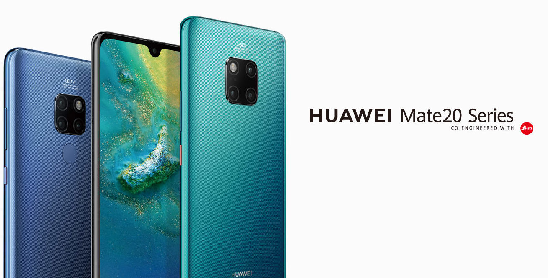 Huawei Mate 20シリーズが一挙に4機種発表へ。20 Pro、Porsche Design Mate 20 RS、20 X。20無印とXは豆粒ハゲ。