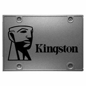 アマゾンでキングストン Kingston SSD 120GB、240GB、480GB 2.5インチがタイムセール中。