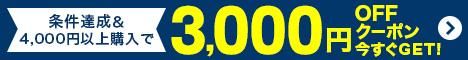 楽天ビック経由の楽天Viberで4000円以上で3000円OFFクーポンを配信中。利用は12/1~、先着100名。