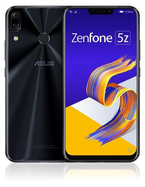 【本日限定】楽天ビックでASUS Zenfone 5Zが価格コム最安値セール。ZS620KL-BK128S6 SD845/6.2型ワイド/6GB/128GB/DSDV対応。