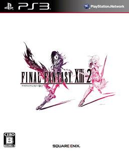 楽天ブックスでFINAL FANTASY XIII-2 PS3版が8208円⇒324円の96%OFF。