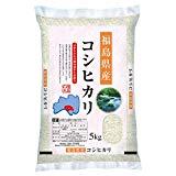 【新米追加】アマゾンで福島県産 白米 JA夢みなみ 岩瀬清流米 コシヒカリ 5kg 平成29年産がセール中。