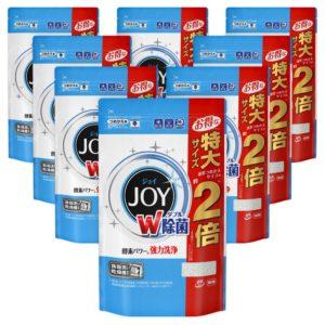 アマゾンで食洗機用 ジョイ 洗剤 特大 930g×8個がセール中。