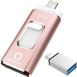アマゾンでPHICOOLなどの3in1 Lightning対応USBメモリが特選タイムセール。
