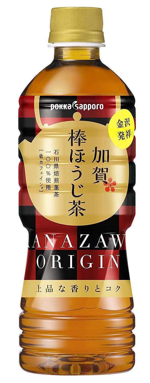 【59円】アマゾンでポッカサッポロ 加賀棒ほうじ茶 525ml×24本がタイムセール。